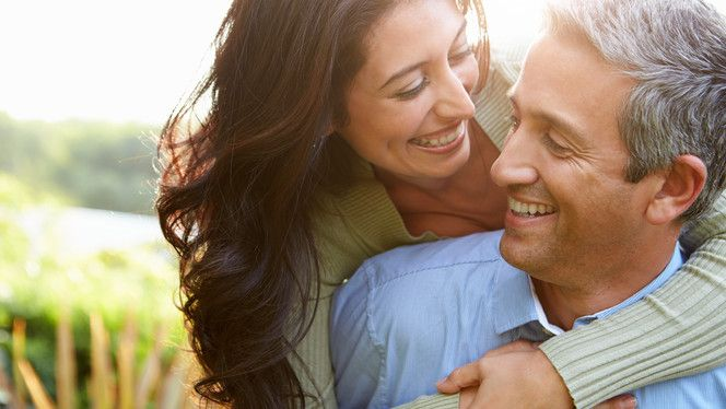 """I always see pins about """"Secrets to a Happy Marriage"""", but my husband sent me this link to read and it is the best one I've seen. -Brittany Pape"""