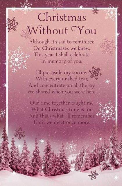 I\'ll miss you this Christmas, so so much my Chloe Jade!   Chloe ...
