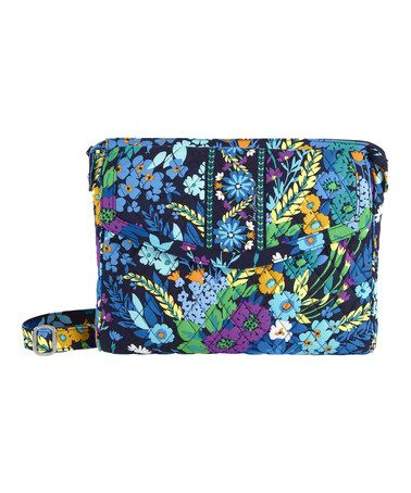 Another great find on #zulily! Midnight Blues Tablet Hipster Crossbody Bag #zulilyfinds