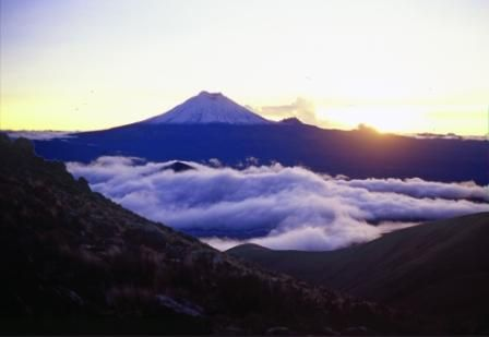 The Avenue Of The Volcanoes In Ecuador 7 Mountains Above 17 000 Ft And A Number Of Active Volcanoes Ecuador Destinations Volcano Ecuador Active Volcano