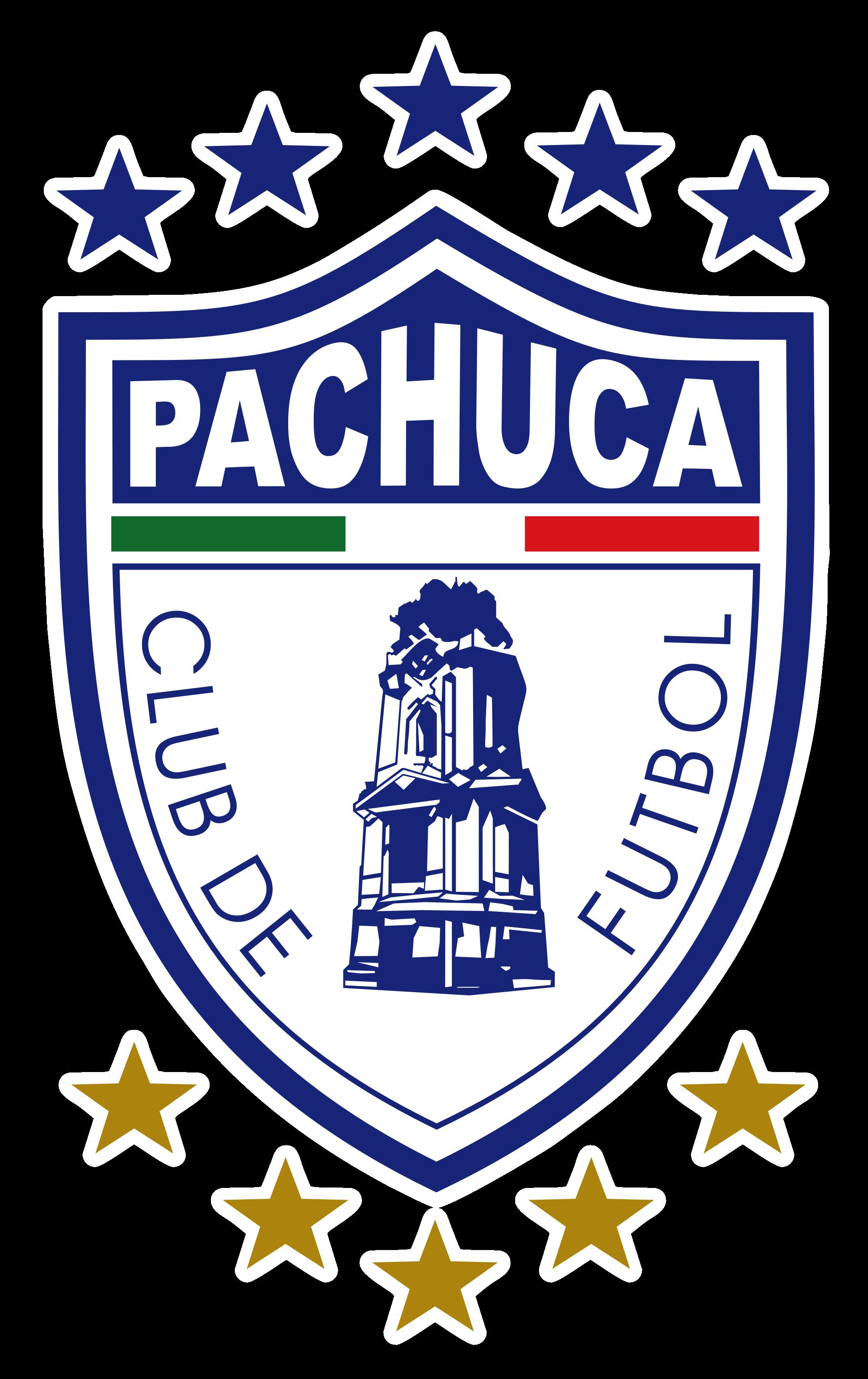 C.F. Pachuca (Liga MX) (With images) Football team logos