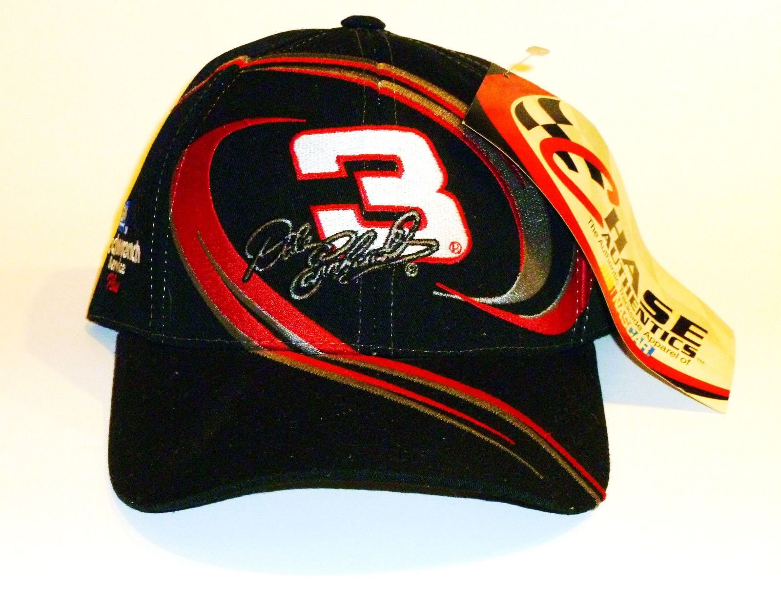 a91fb78c389 Dale Earnhardt Vortex Cap by Chase Authentics. A week after his passing