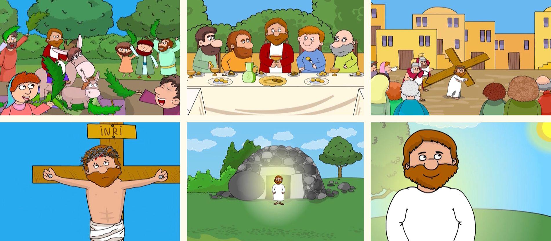 Ostern Für Kinder Erklärt