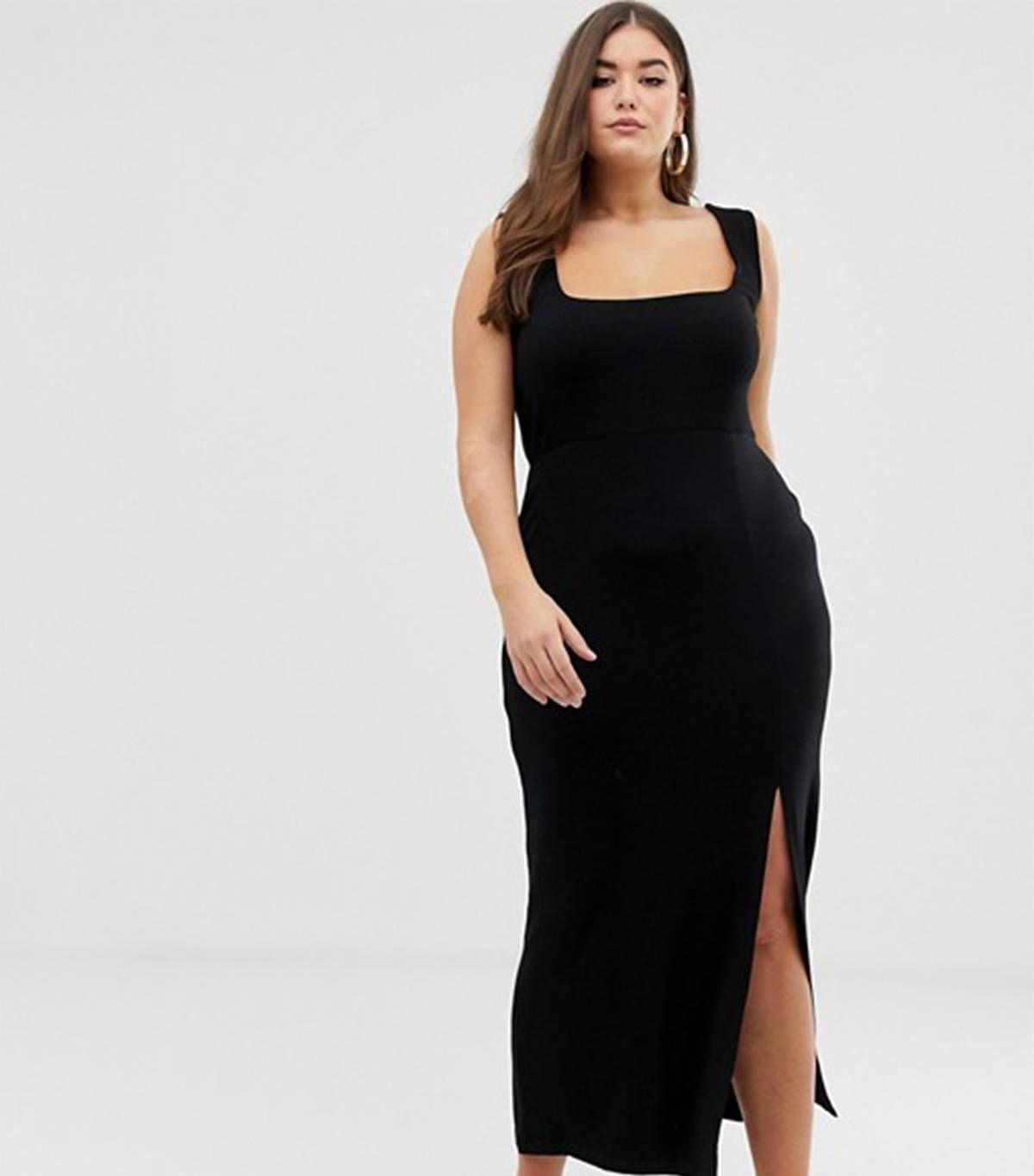 17 Black Dresses You Can Totally Wear To A Wedding Summer Maxi Dress Dresses Maxi Dress Pattern