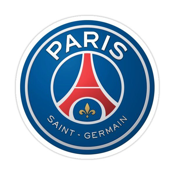 Paris Saint Germain F C Sticker By Guthriey In 2021 Paris Saint Germain Paris Saint Psg