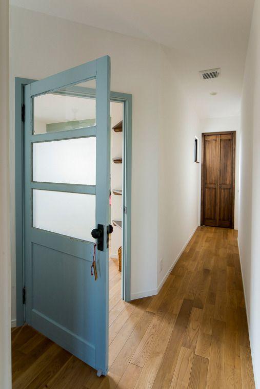 温故知新を知る家 廊下 Housenote ハウスノート 廊下 Passage