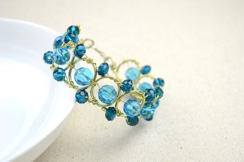 DIY Wire Bracelets DIY Jewelry DIY Bracelet | abalorios | Pinterest ...