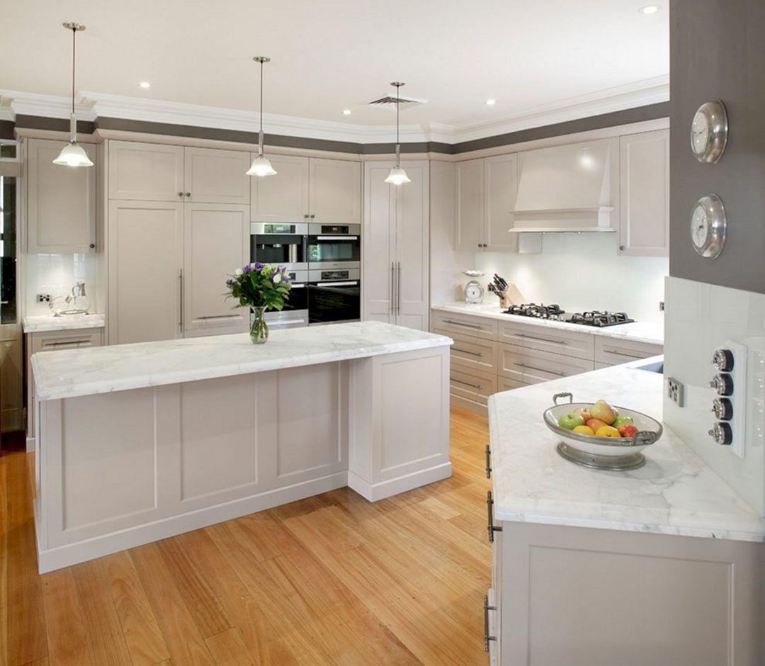 9 Marvelous White Kitchen Cabinet Ideas For Best Organization ...