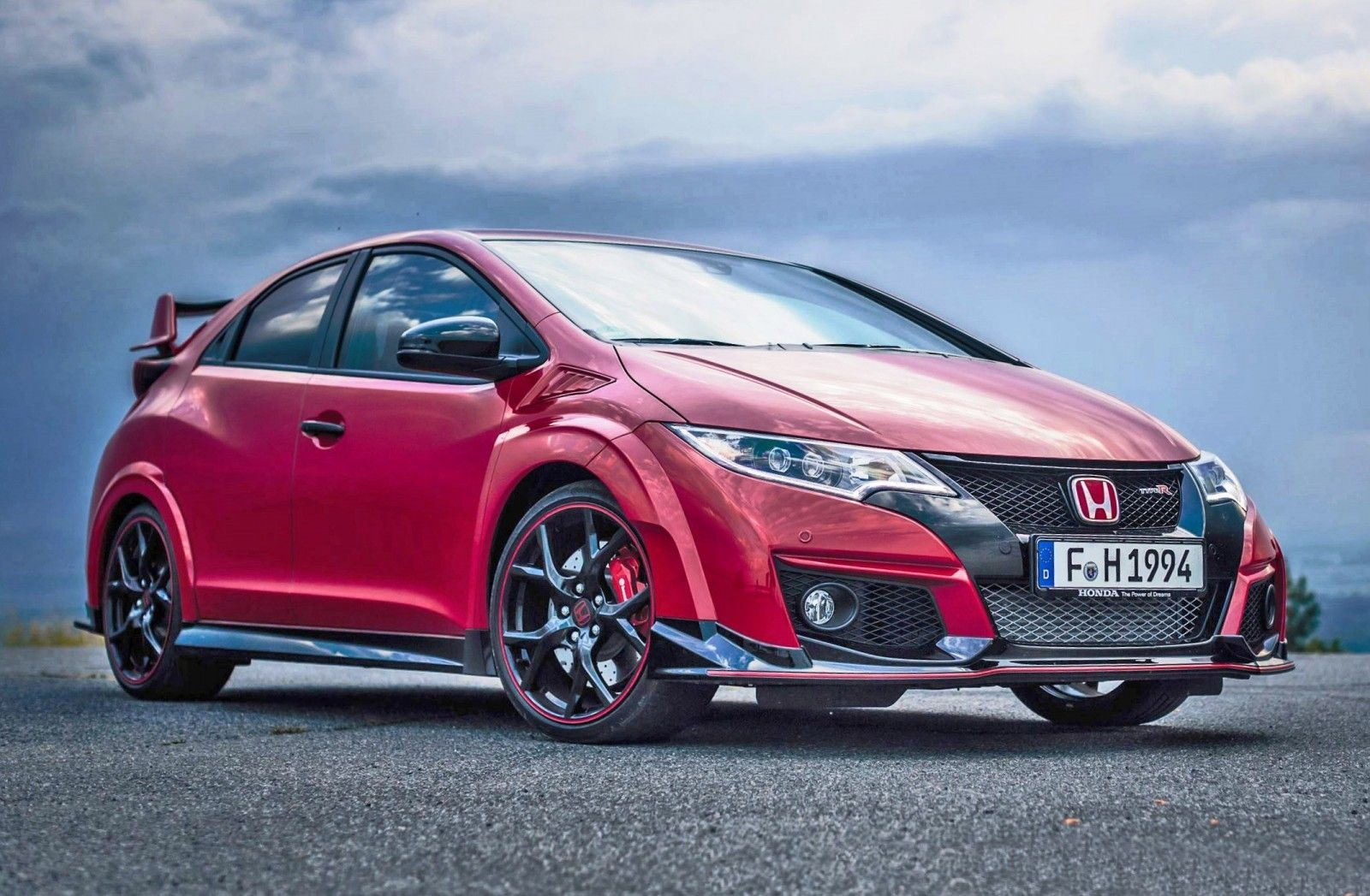2015 Honda Civic Type R European Launch Gallery in 104