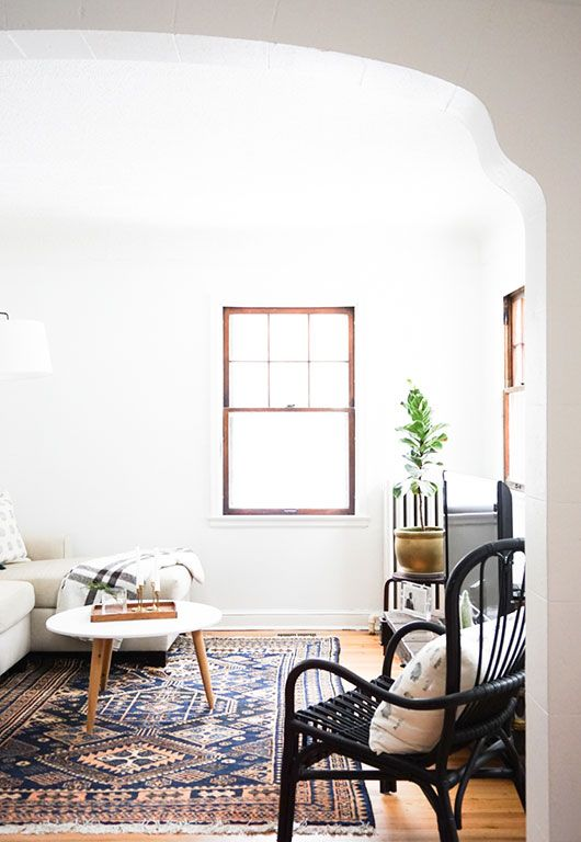 at home with francois et moi New rug gobys Pinterest Living