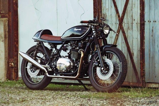Kawasaki Z 750 by HB Custom
