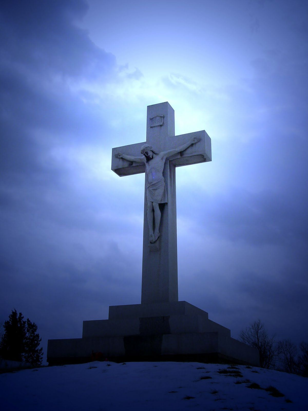 Images For Jesus Christ Symbol Cross Faith And Prayer