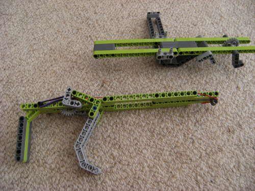 2 Simple Lego Technic Guns Lego Pinterest Lego Technic Lego