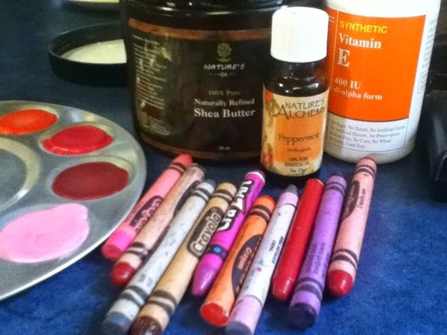 A Day In My Life ~: Homemade lipstick