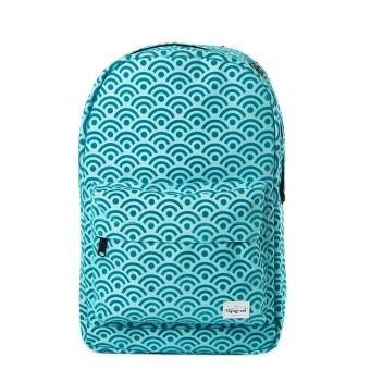 4286a9d8c2e Spiral OG Backpack wave aqua | schooltassen - Phone cases, School ...