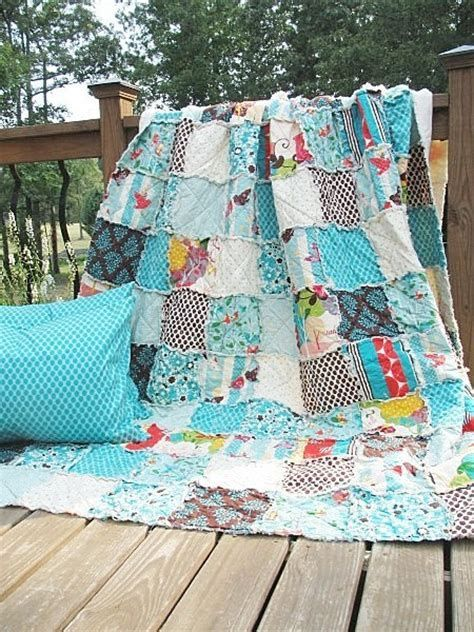 Image Result For Queen Size Rag Quilt Directions Projects To Try