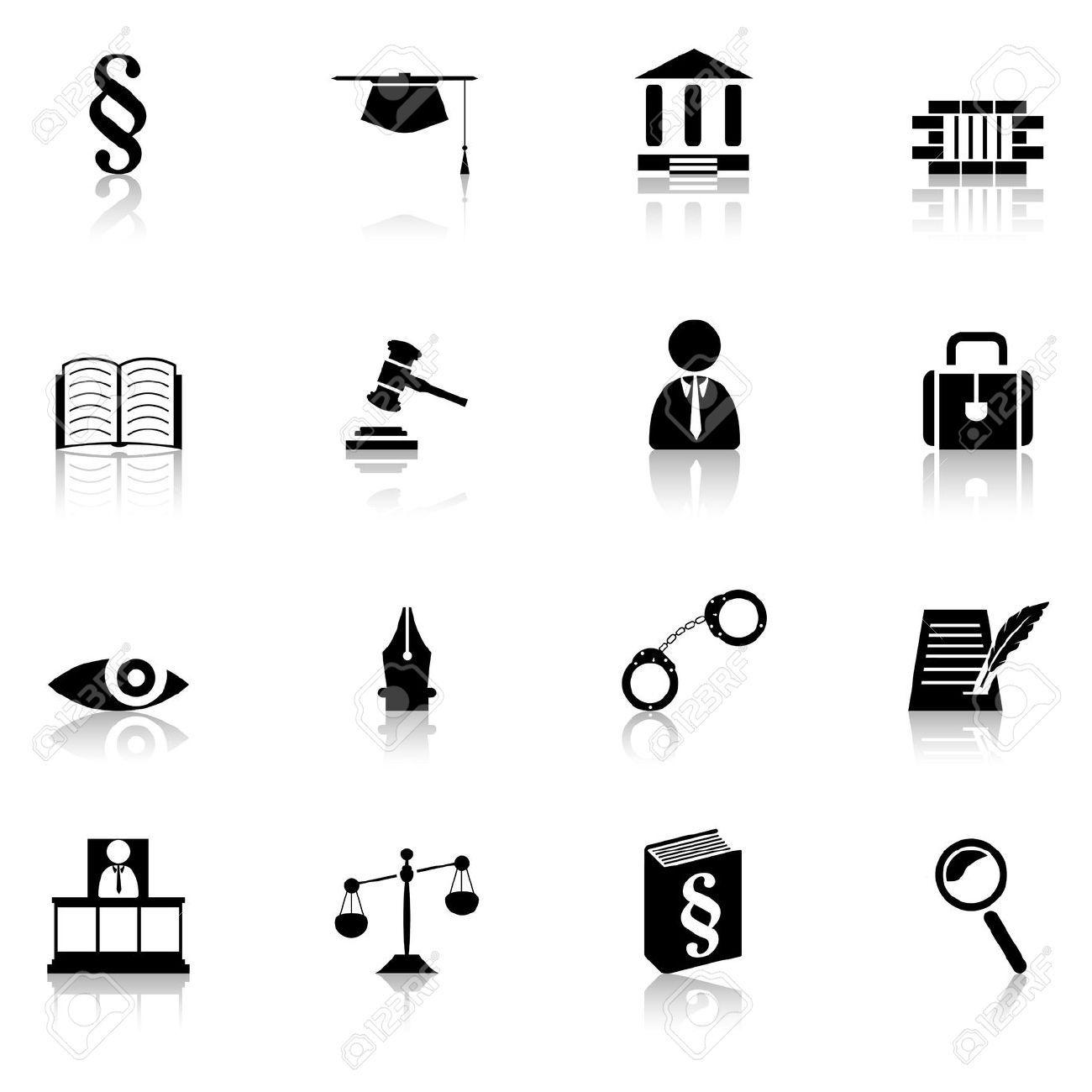legal icons vector - Cerca con Google