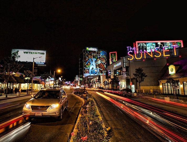 Los Angeles Strip Clbs