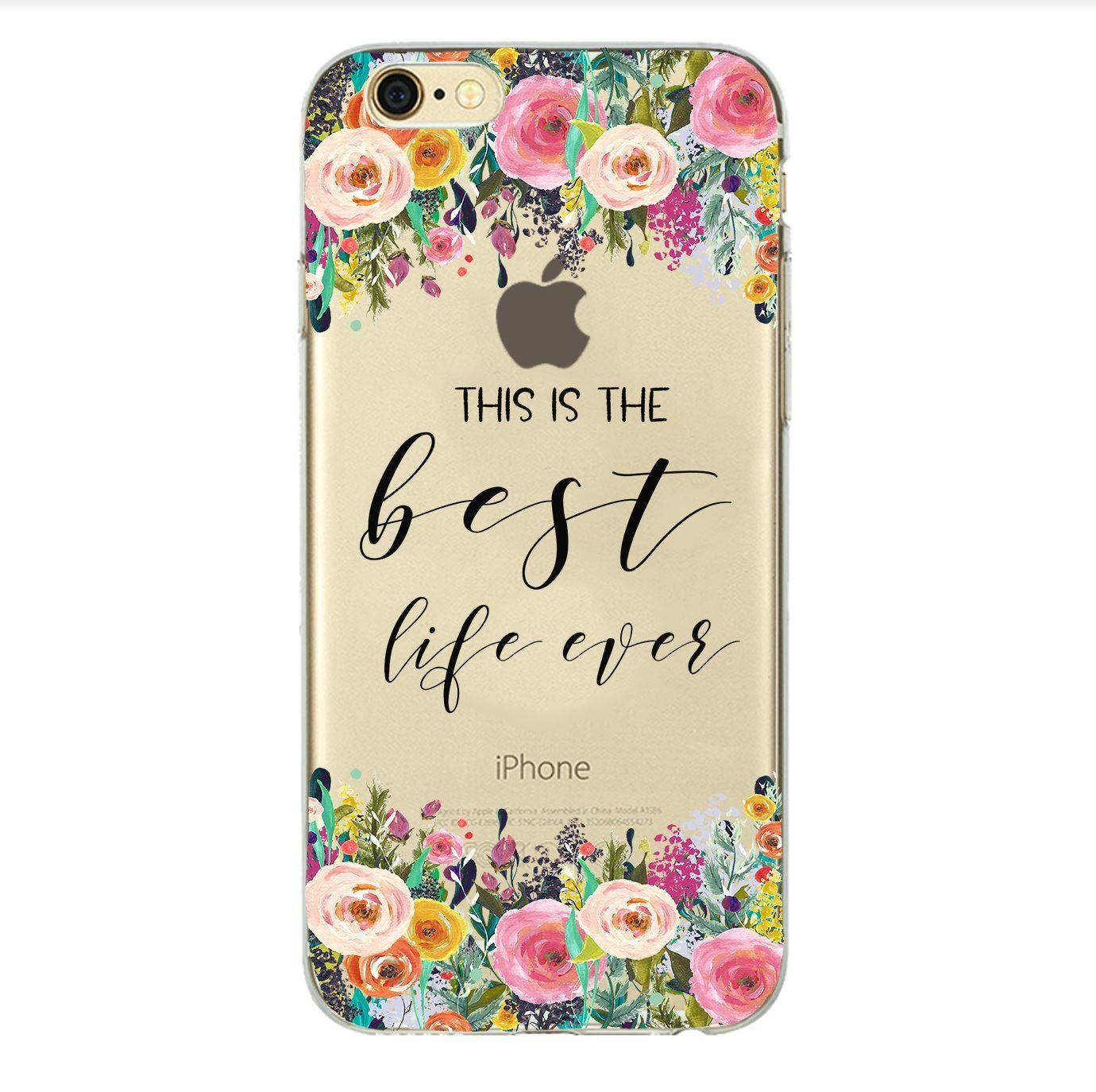 Best Life Iphone Case