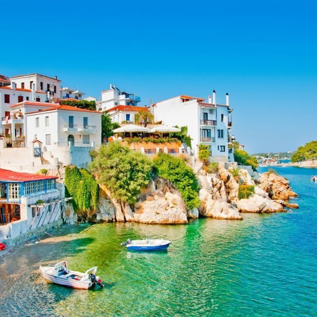 Have a great weekend people from Skiathos Island! Book Your Holidays In Greece. #NowIsTheTime #visitgreece #Greece #Skiathos