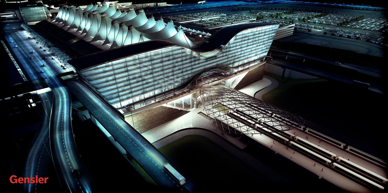 Arch2o Denver International Airport Gensler 28