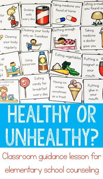 Review healthy and unhealthy choicesbehaviors with early elementaryprimary school students In a movementbased activity students decide in the actions described are health...
