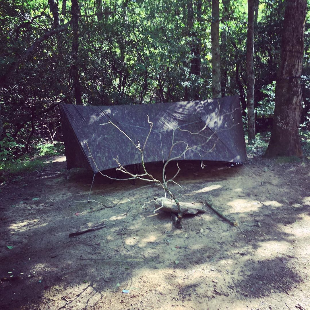 I Really Enjoy Camping In My Hammock Set Up It S Difficult To Go Back To The Ground For Tent Camping At This Point For Me I Hammock Hammock Camping Camping
