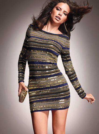 Victoria s secret mini sukienka KLUBOWA XS LUX