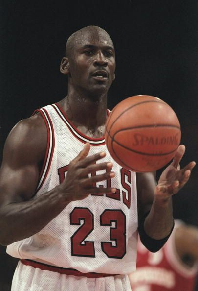 Michael Jordan Chicago Bulls  09bea7e9e862