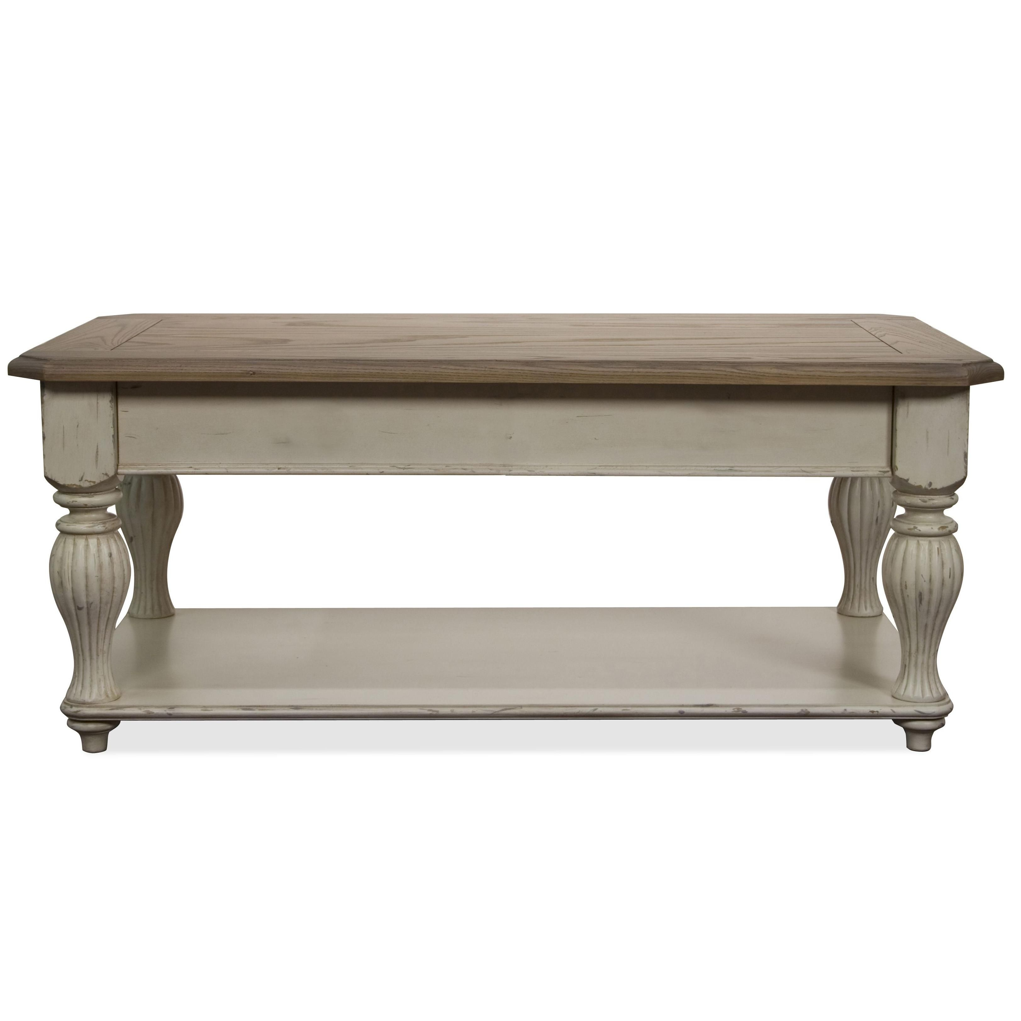 44++ Two tone coffee table with drawers inspirations