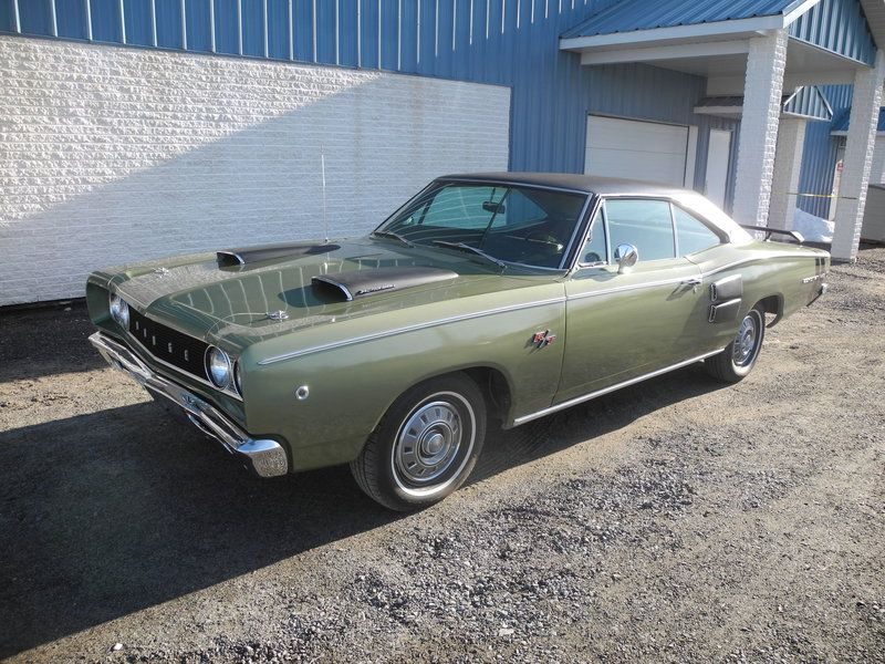 1968 Dodge Coronet 440 For Sale in Val Caron, Ontario Old Car