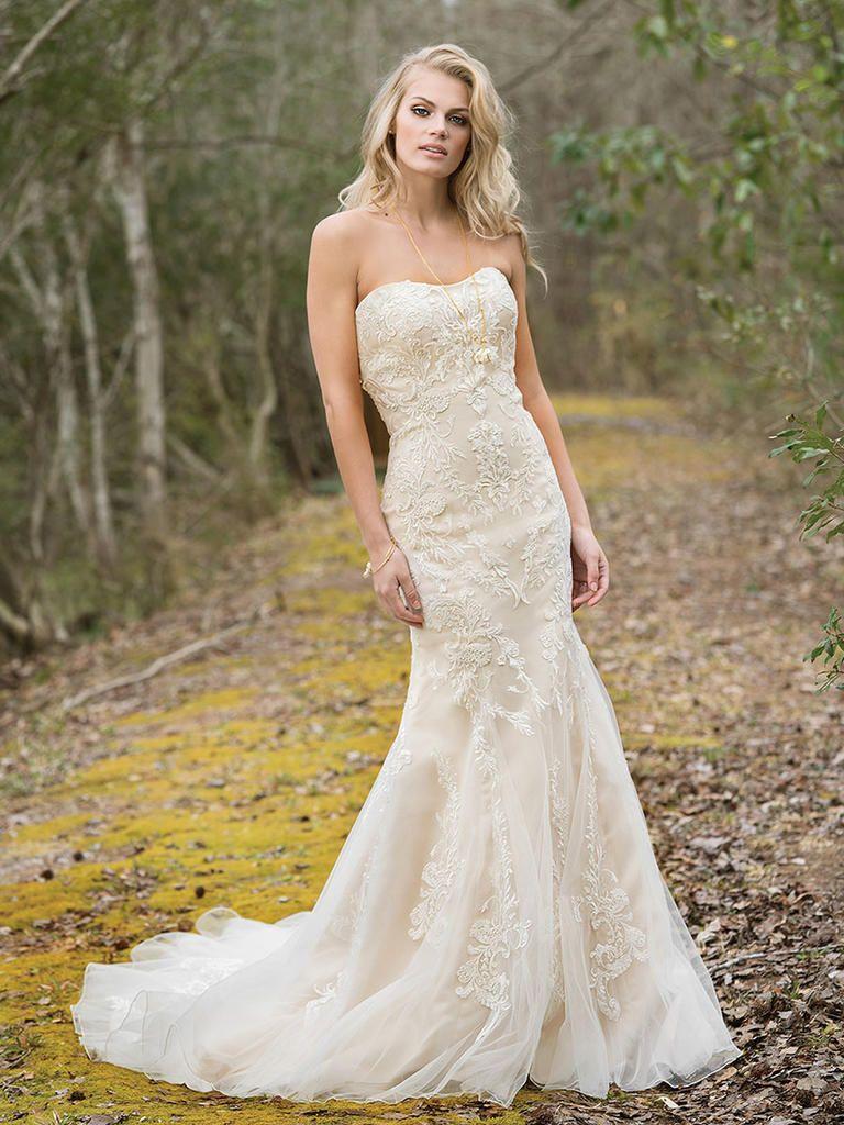 Lillian West Spring 2017: Boho-Chic Wedding Dresses