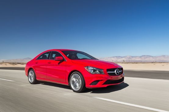 2014 Motor Trend Car Of The Year Contender Mercedes Benz Cla Class Mercedes Benz Cars Benz