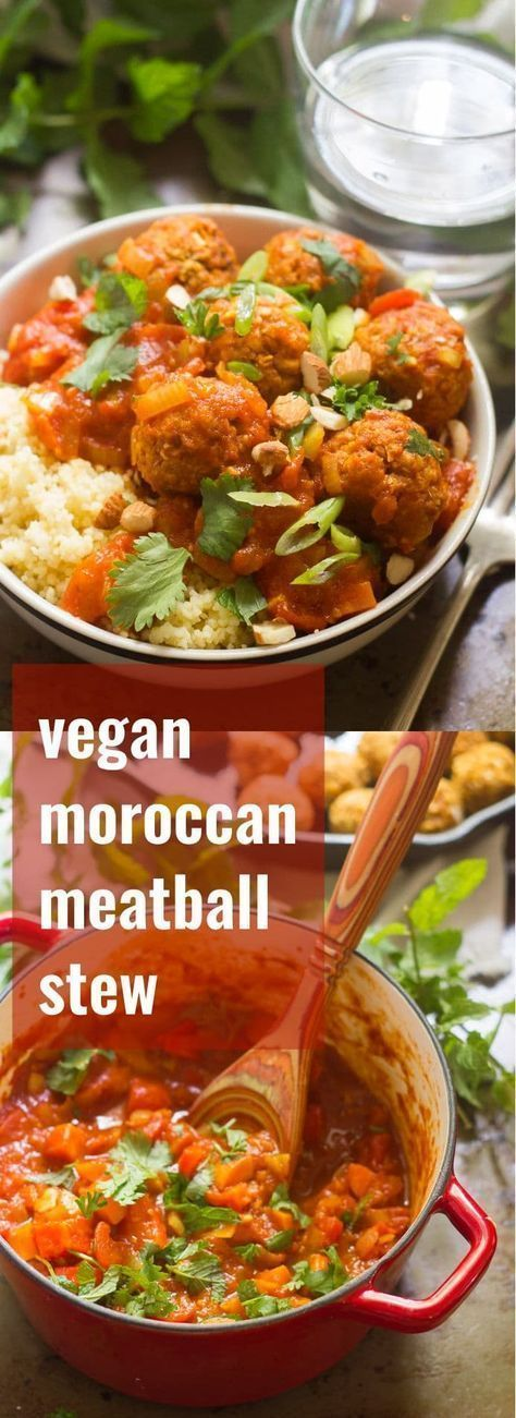 Photo of Moroccan meatball stew – Super healt …- Meat stew …-Moro…