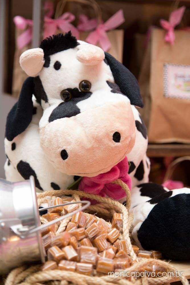 A nossa vaquinha dá doce de leite!