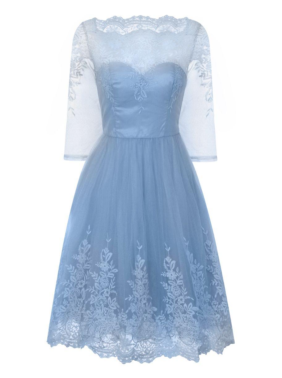 Chi Chi Emmie-Rose Dress | elegant dresses | Pinterest | Strapless ...