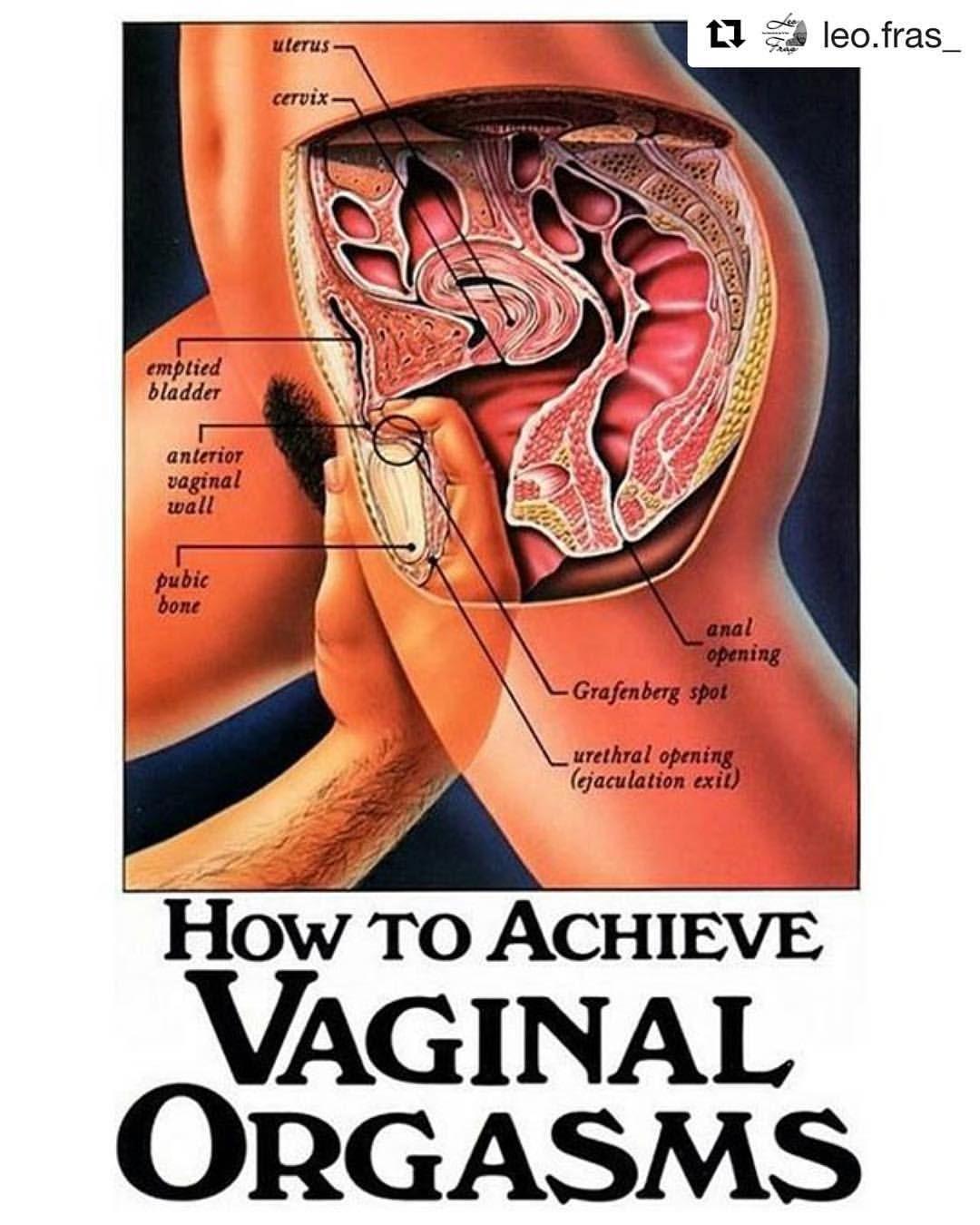 to achieve a vaginal orgasm