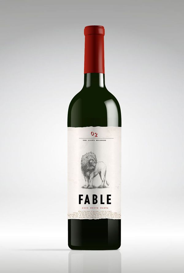 Fable Wine South Africa | Wines, Wine label design and Wine design