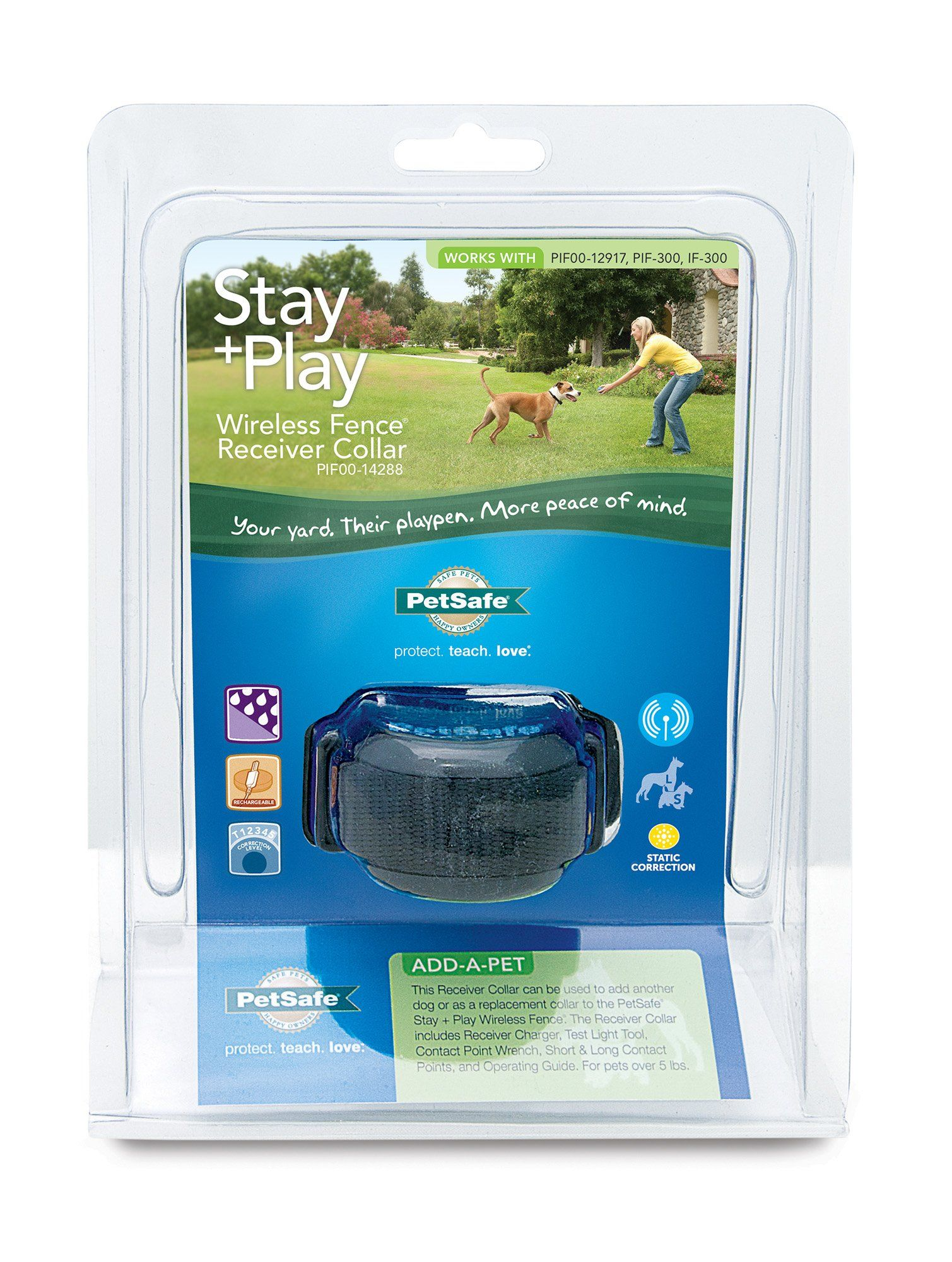 Petsafe Stay Play Wireless Fence Covers Up To 3 4 Acre Ad