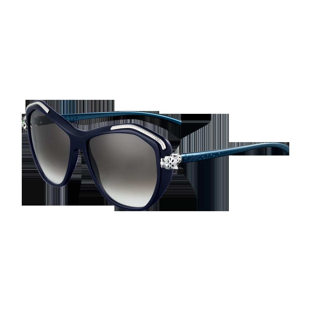ccdac82c8 Óculos de sol Panthère Wild de Cartier | Sunnies | Sunglasses ...