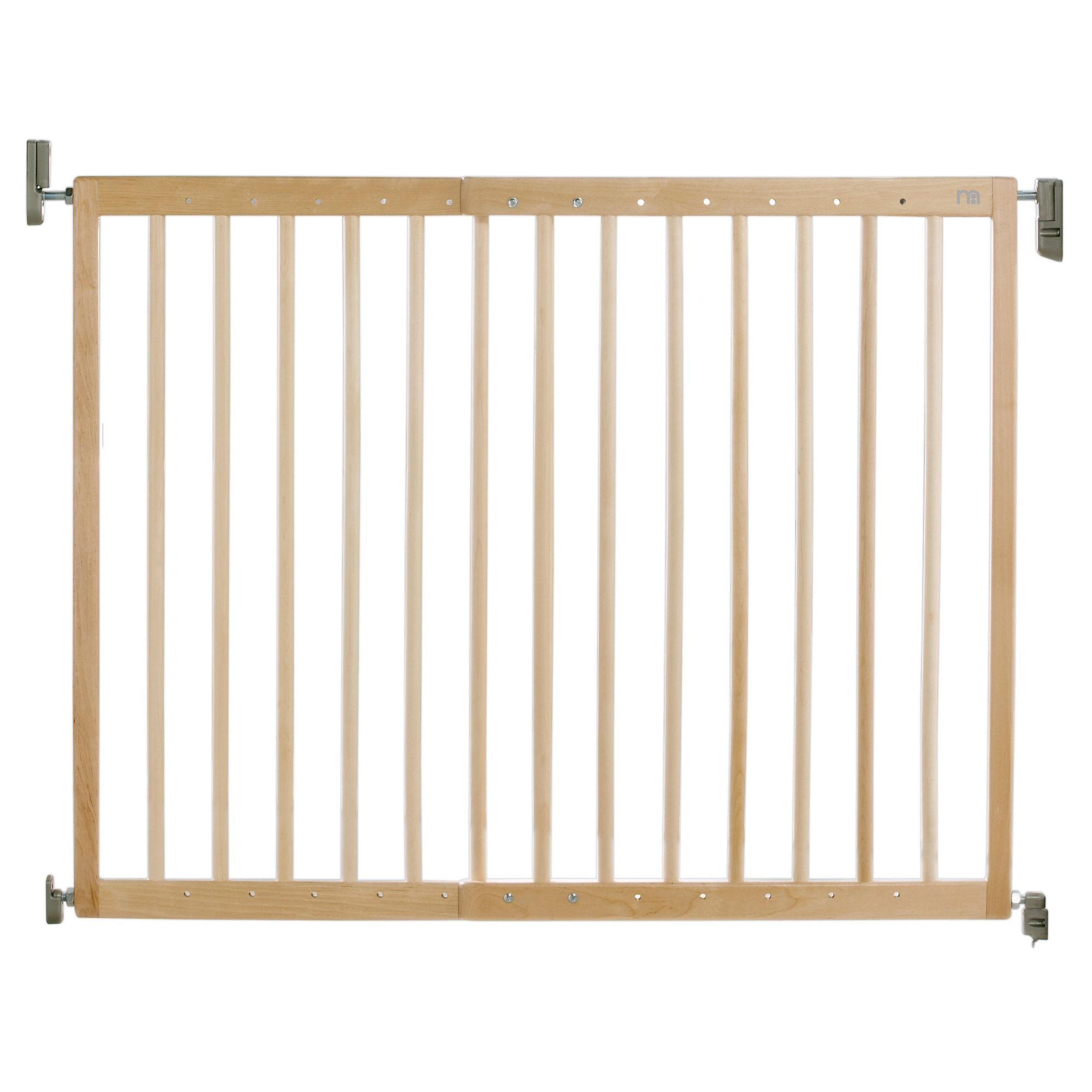 Mothercare Safest Start Wooden Extending Safety Gate (With