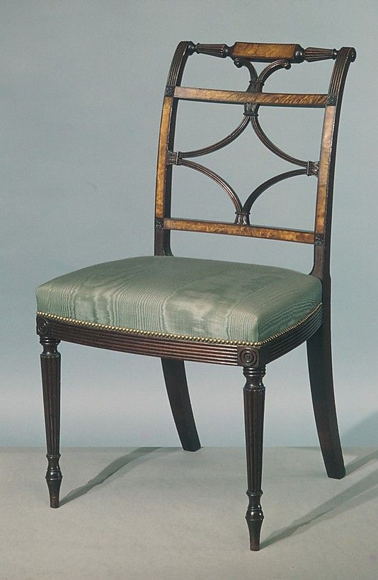 Side Chair Attributed To Thomas Seymour 1771 1848 American