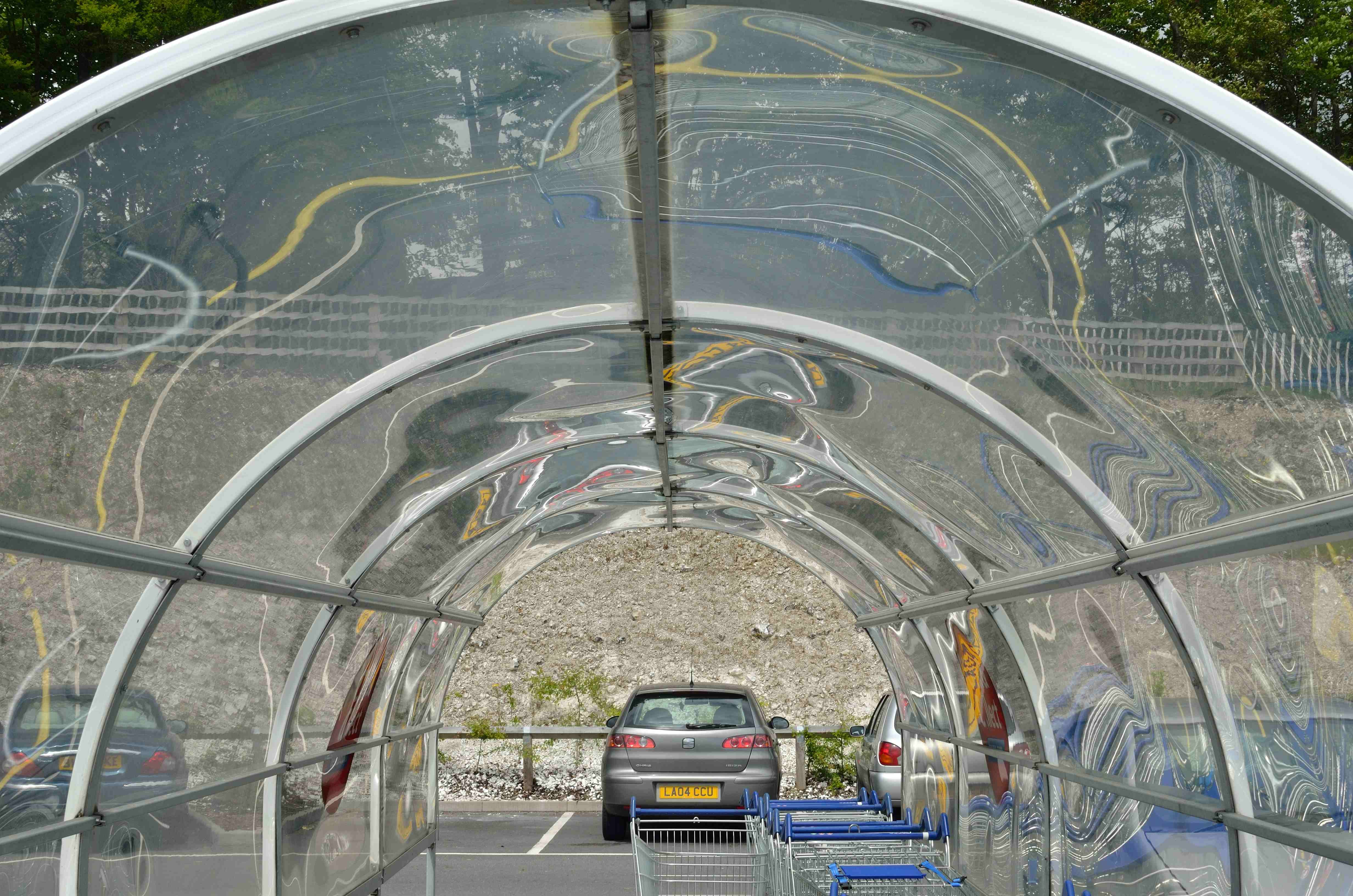 Trolley Tunnel...I love this one.