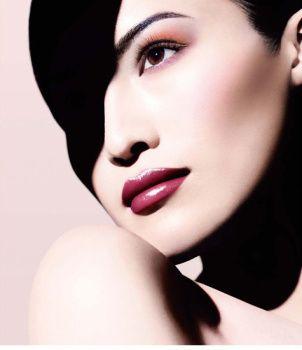 Fall / Winter '14 Shiseido Cosmetics ~ Sui He
