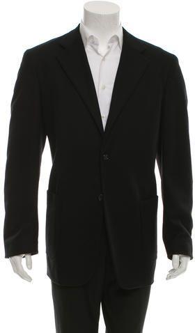 Jil Sander Virgin Wool Overcoat