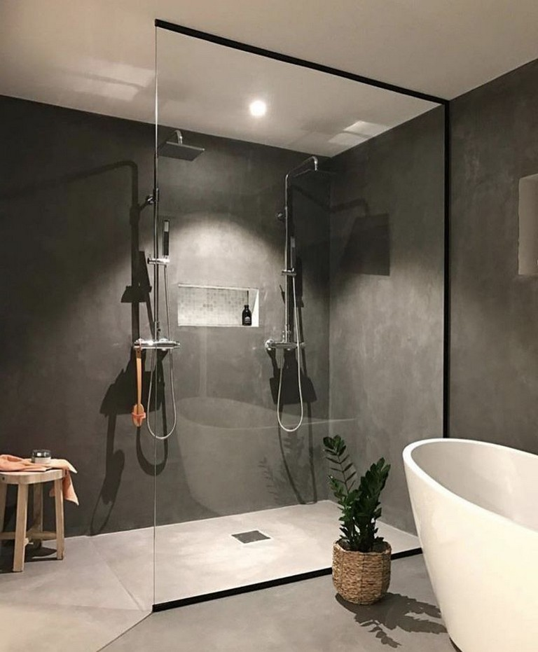 5 Gorgeous Scandinavian Bathroom Ideas: 32+ STUNNING MINIMALIST BATHROOM DESIGN IDEAS FOR MODERN