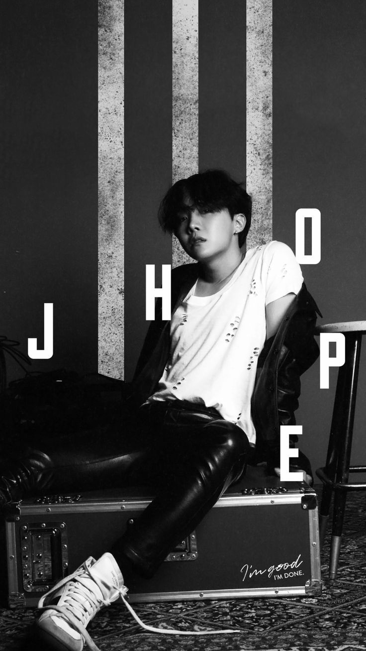 BTS J-Hope wallpaper lockscreen Bangtan kpop #jhopewallpaper