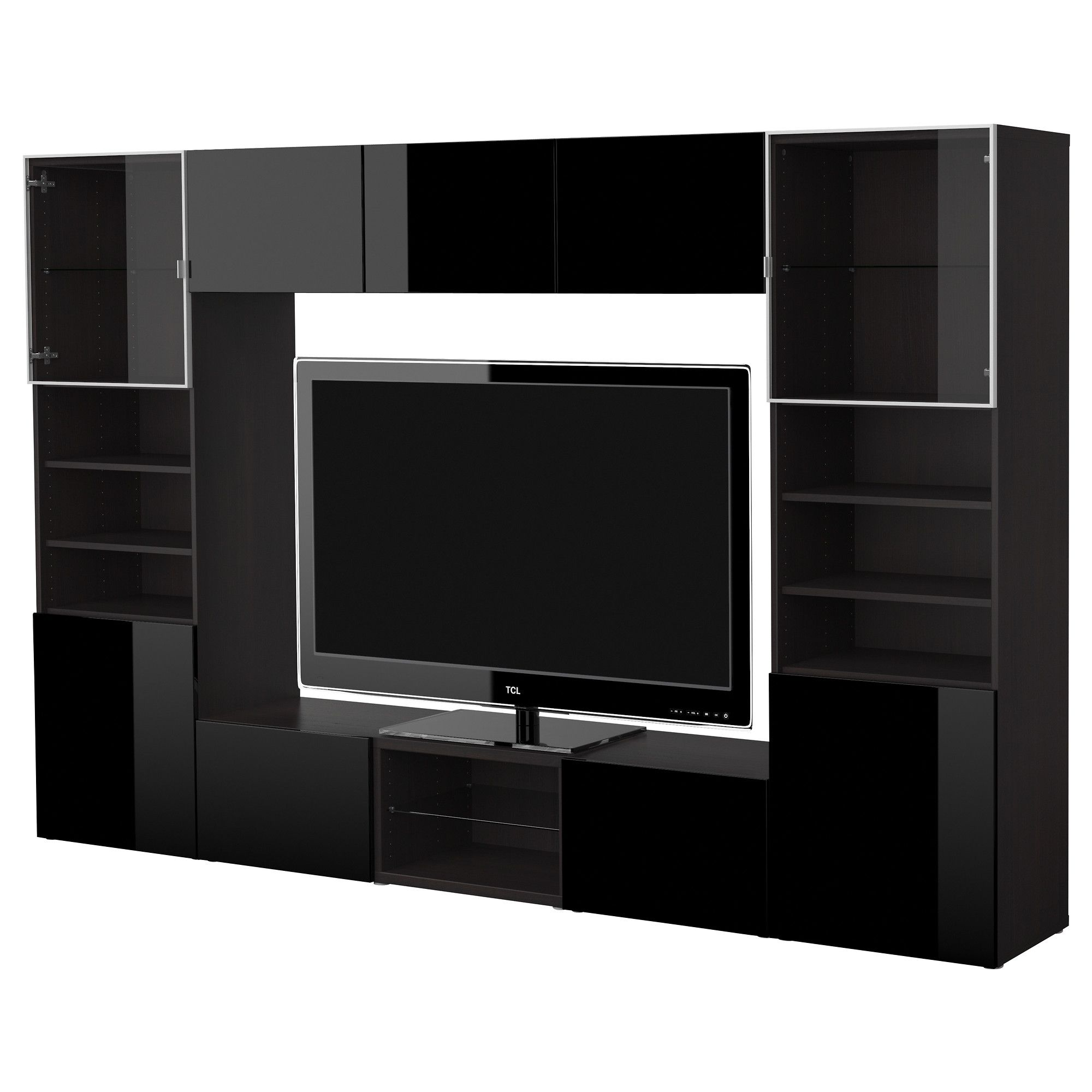 BESTÅ TV Storage Combination