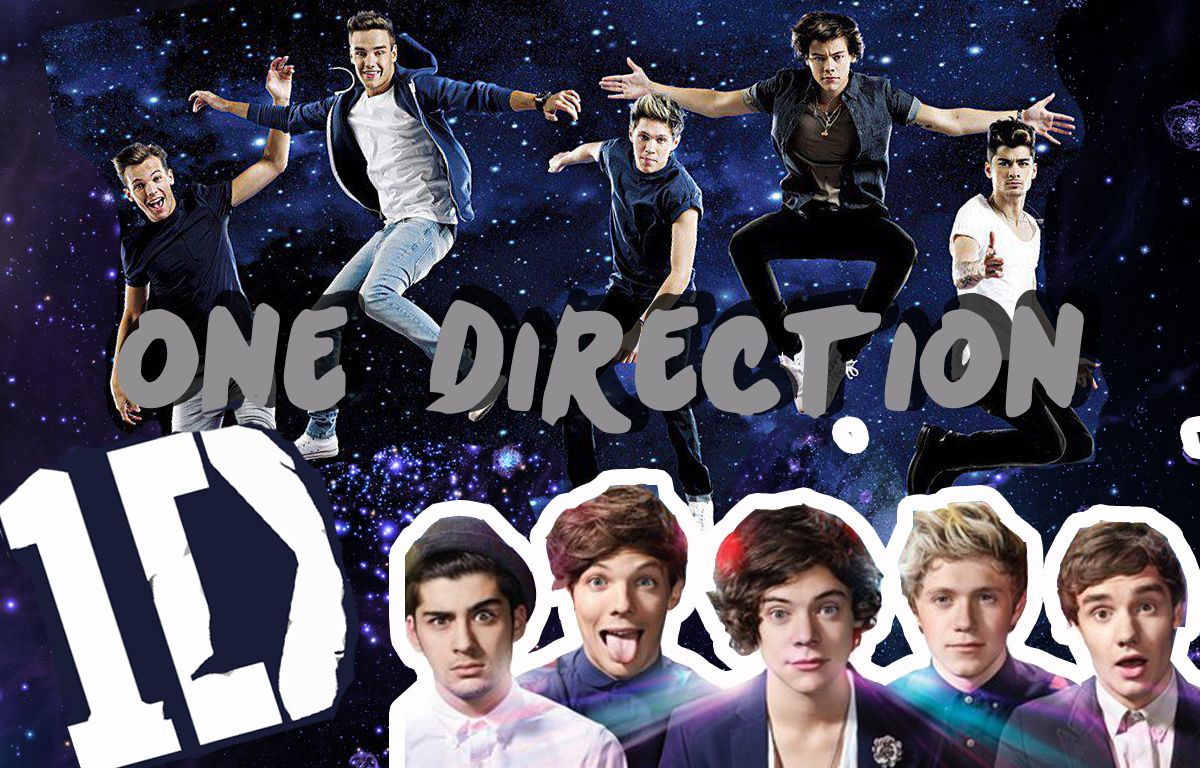 I Love One Direction Logo I love this one...