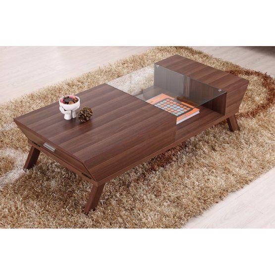 Wunderbar ... Furniture Of America Baxter Modern Glass Top Coffee Table   Medium   Designer  Moebel Weiss Baxter ...
